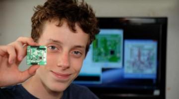 美國 14 歲 Maker 居然打造了一顆人造衛星