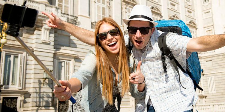 出國玩「自拍」,你得先學會這些英文