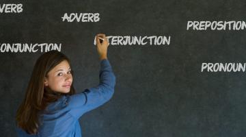 想要學好英文, 老師說「千萬不要背單字」?